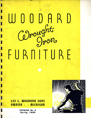 Woodard Wrought Iron Furniture Catalog
