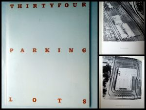 Ruscha's Thirtyfour Parking Lots