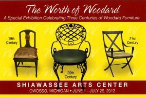 Worth of Woodard exhibition