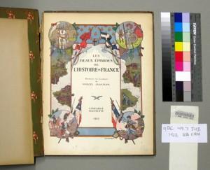 Les beaux épisodes de l'histoire de France / / dessins en couleurs de Marcel Jeanjean.