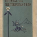 Althouse's Select Oriental and Mediterranean Tours front cover