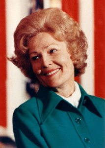 Photo of Pat Nixon, 1972