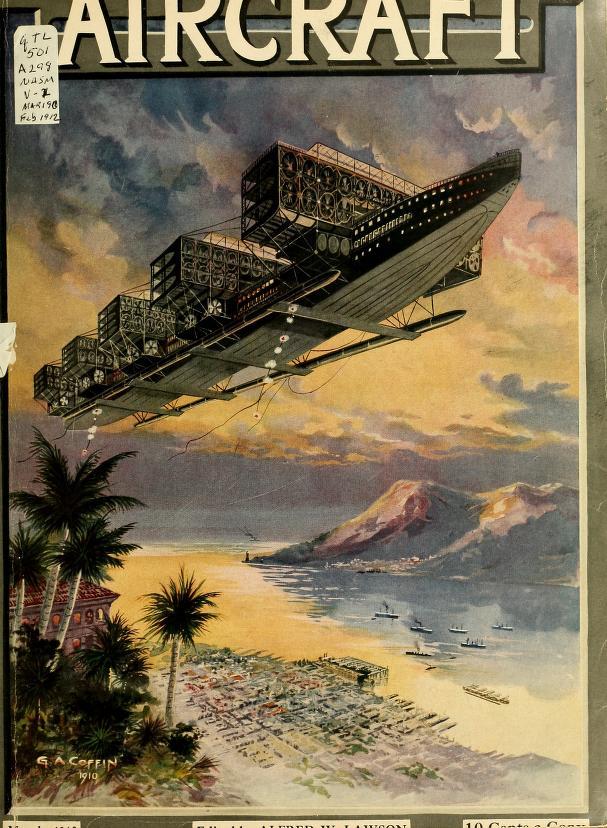 Aircraft v. 1 (Mar. 1910 - Feb. 1911)