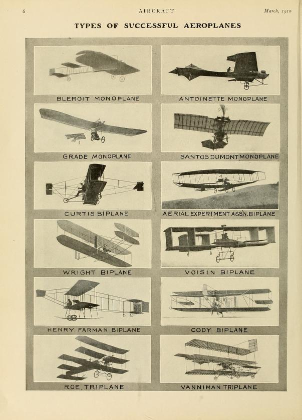 Aircraft, v.1 no.1 1910 p. 6