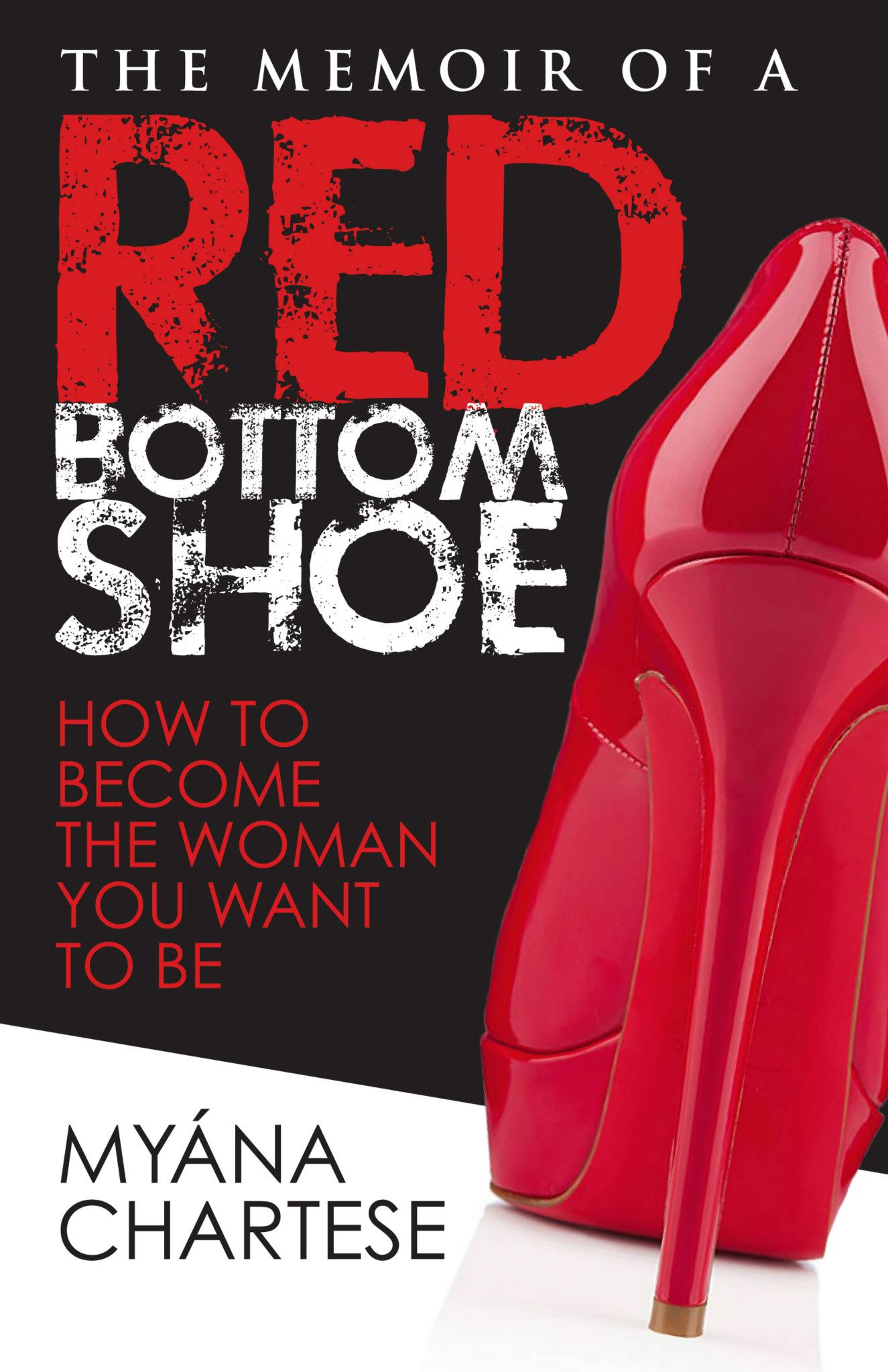 Cover of Memoir of a Red Bottom Shoe