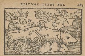 """From """" Historiae de gentibus septentrionalibus"""""""
