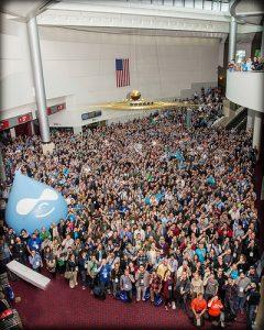 Attendees of DrupalCon Portland, courtesy of Drupal Association