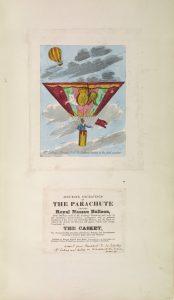 Parachute and Nassau Balloon