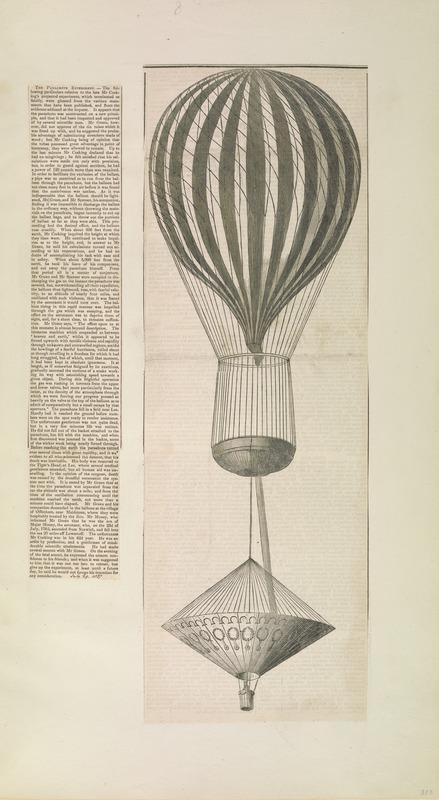 Parachute Experiment
