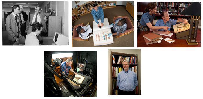 Americas Family Album collage