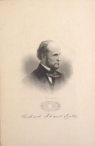 Portrait of Richard Adams Locke