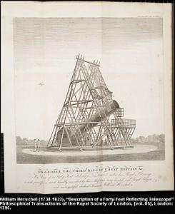 William Herschel's telescope