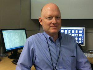 Kevin Barnard, SIL summer intern