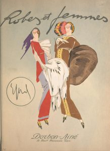 Cover of Robes et Femmes by Enrico Sacchetti