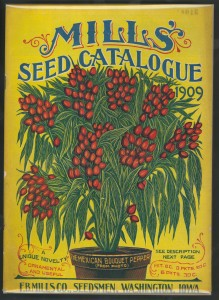 Mills Seed Catalogue