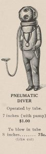 Pneumatic Diver