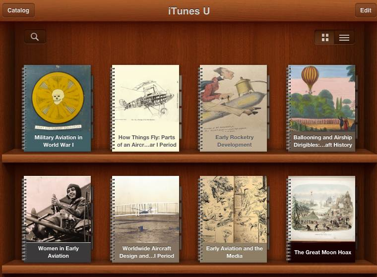 Smithsonian Libraries Releases Courses on iTunes U  –   Smithsonian Libraries Unbound