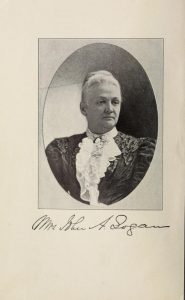 Mary Simmerson Logan