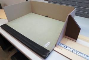 measuring large item