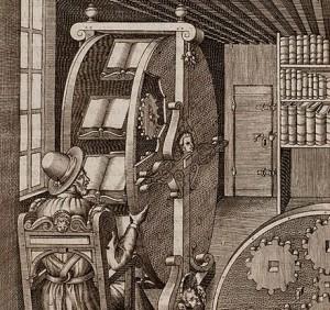 ramelli book wheel