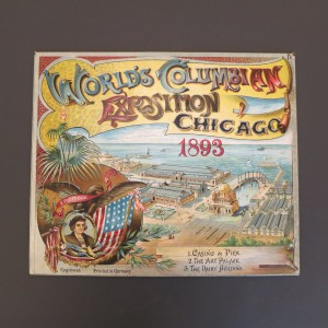 World's Columbian Exposition Pop-Up Book