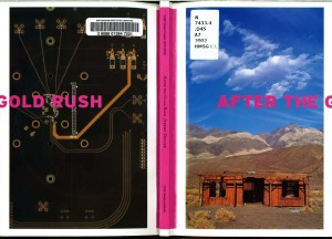 "Cover of Jeremy Deller's ""After the Gold Rush"""