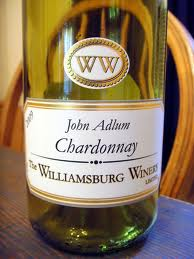 The Williamsburg Winery honors Adlum although not with the Catawba grape which is mostly used now for jams, jellies and sweet wines (collection of the author)