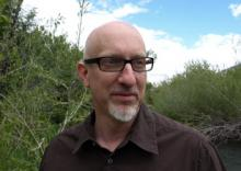 Author Christopher Cokinos