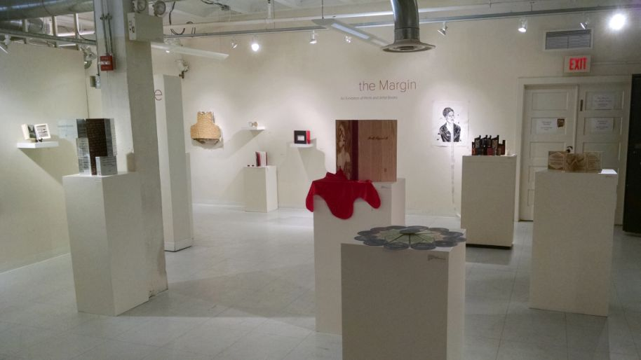 Outside the Margins exhibition