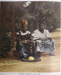 Young girls from Lome [Togo].