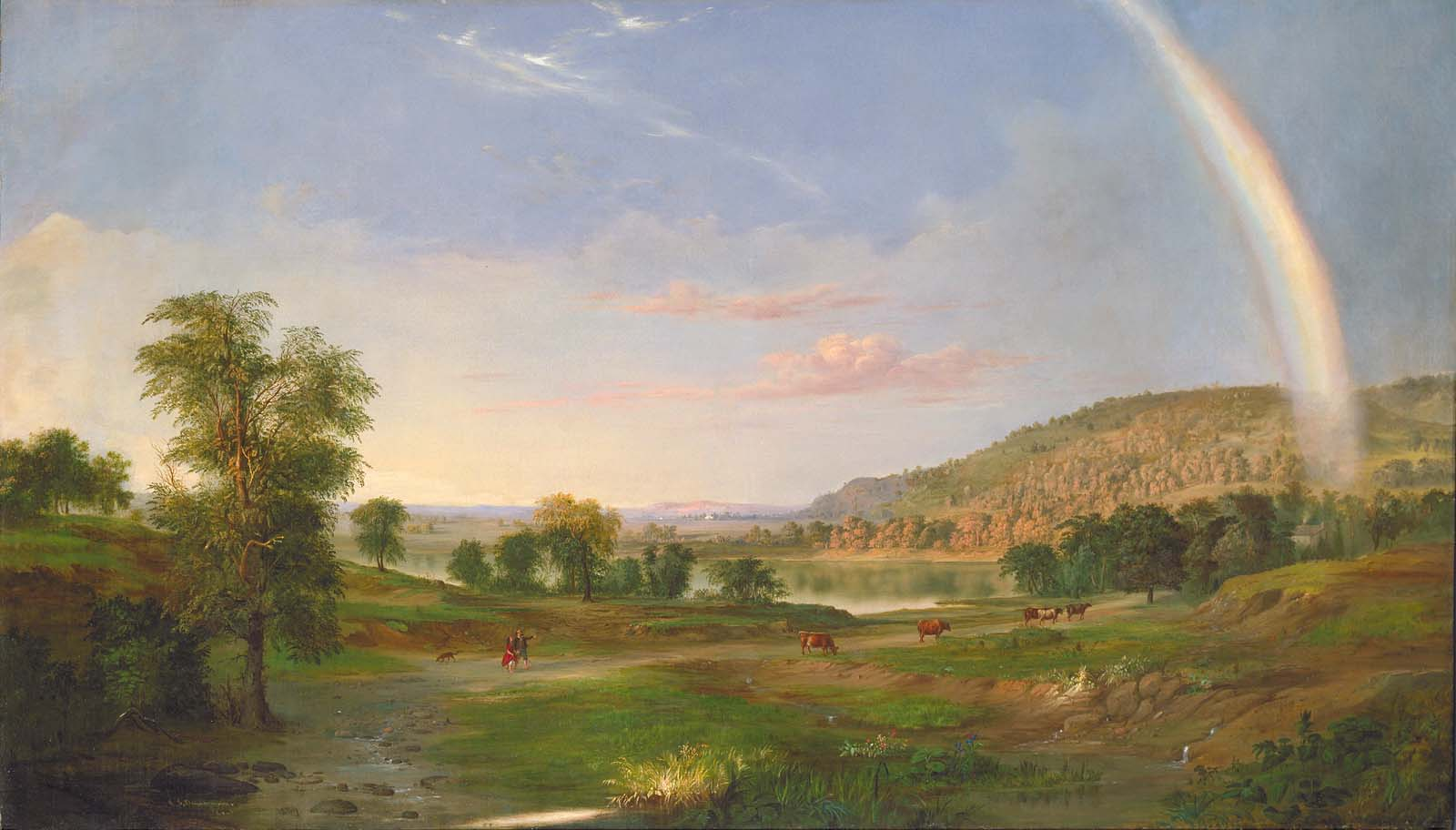 African American Artists and the  Hudson River School  –   Smithsonian Libraries Unbound