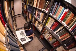 Freer and Sackler Galleries Libraries