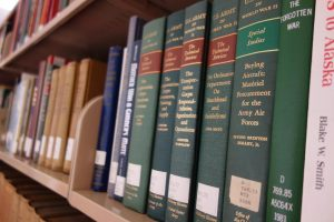 Glimpse of the stacks in the NASM Library (Sharad J. Shah)