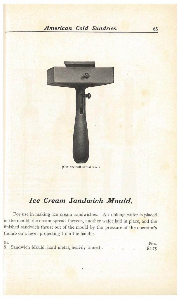 Ice Cream Sandwich Mould