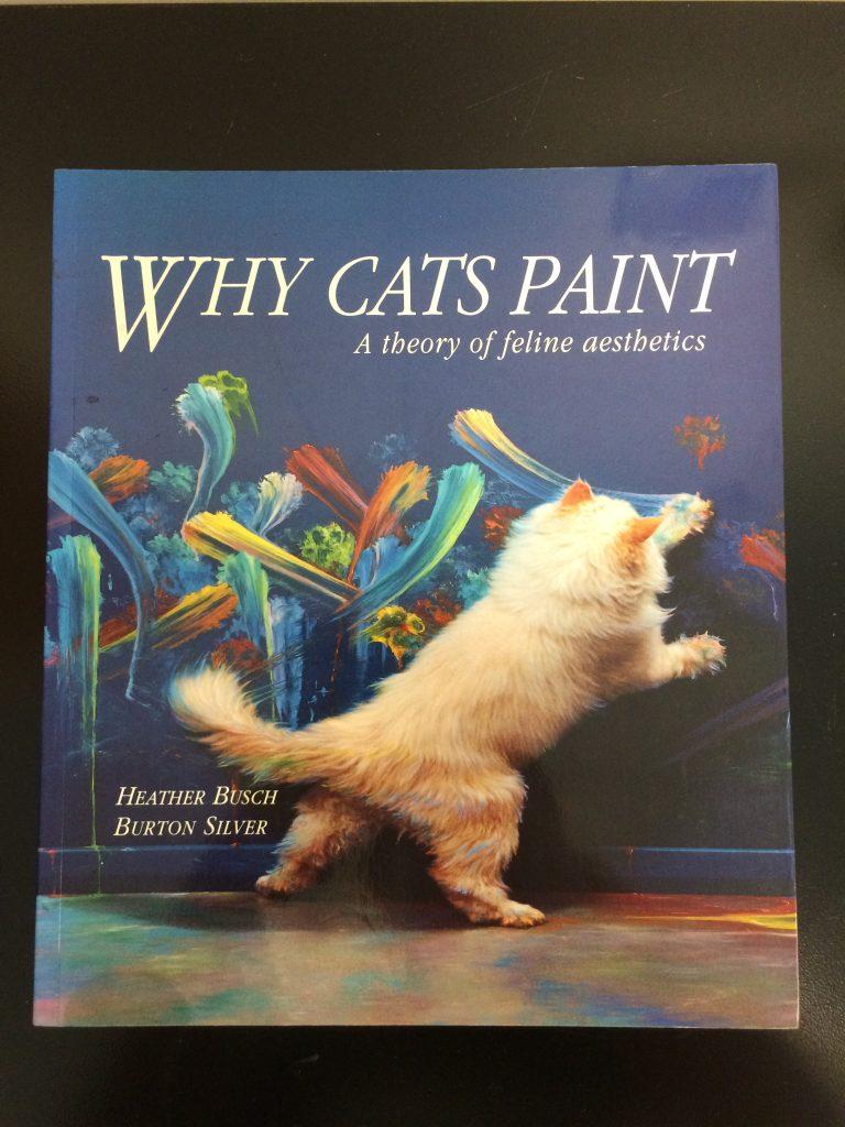 Cat Art Blog Post
