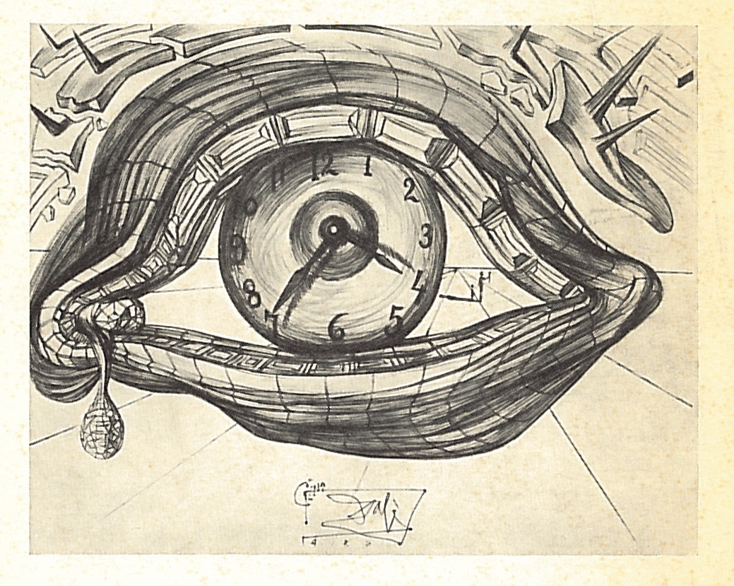 Line Drawing Artist Research : Art and artist files reveal surrealist jewels designed by