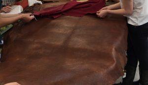 Metta Catharina Shipwreck Leather