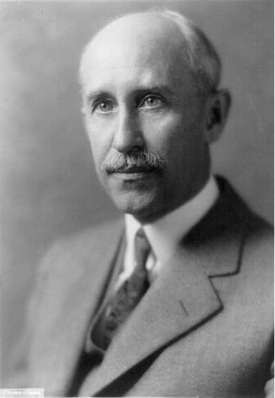 Orville Wright (Courtesy of Prints and Photographs Division, Library of Congress)