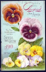 Burpee Seed Catalog 1910