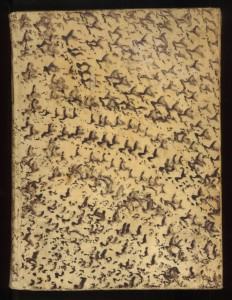 Richard Mead. Opera medica (Venice 1752). A not-common example of mottled vellum
