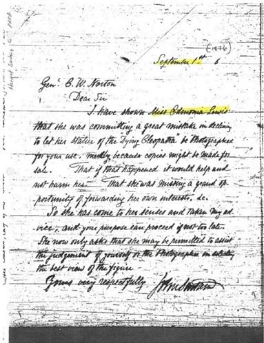 Sartain Letter