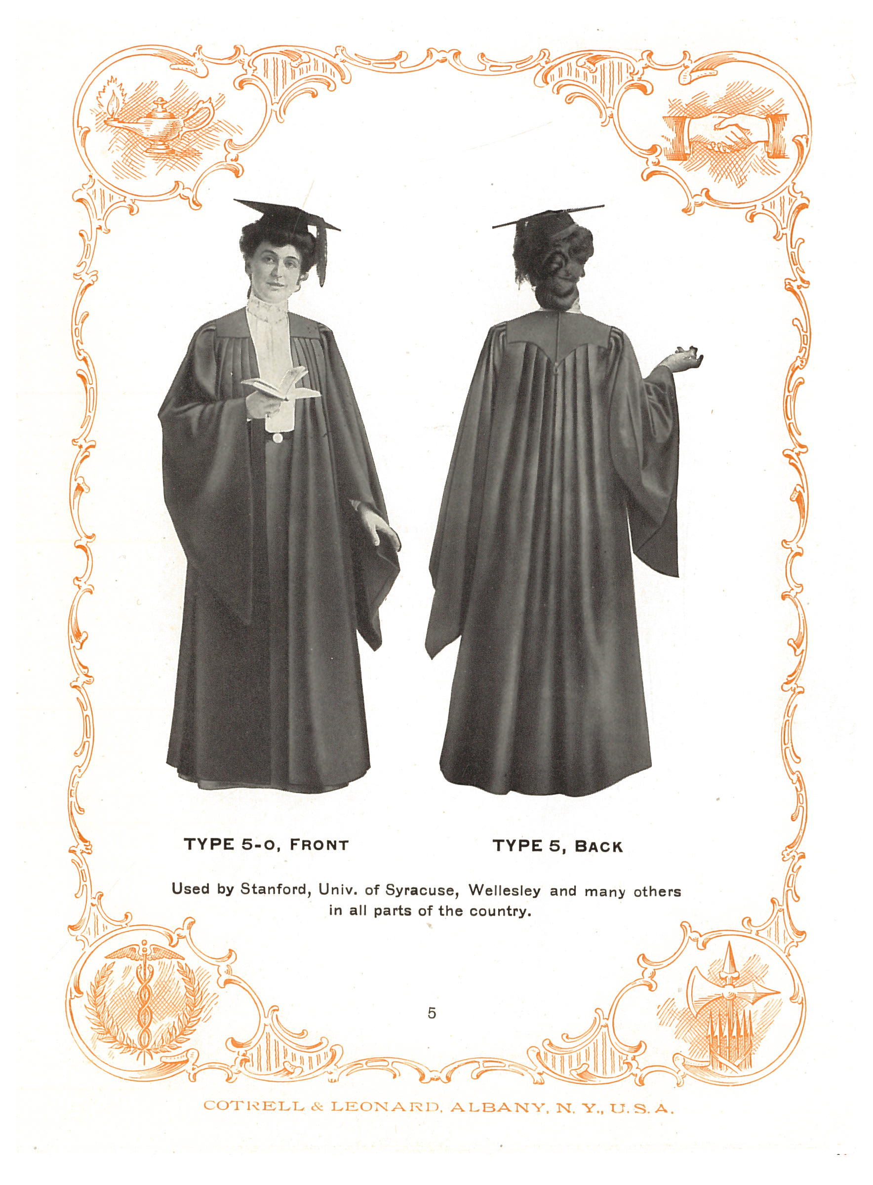 The Season of Caps and Gowns – Smithsonian Libraries Unbound