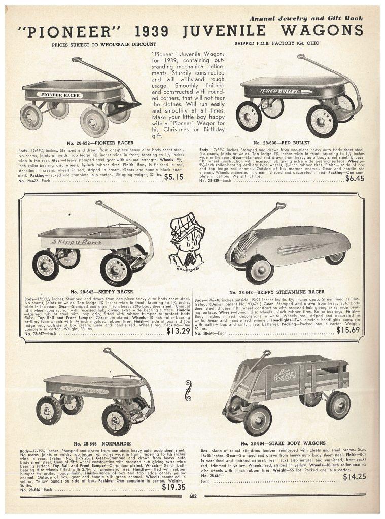 Hagn Company Wagon 682