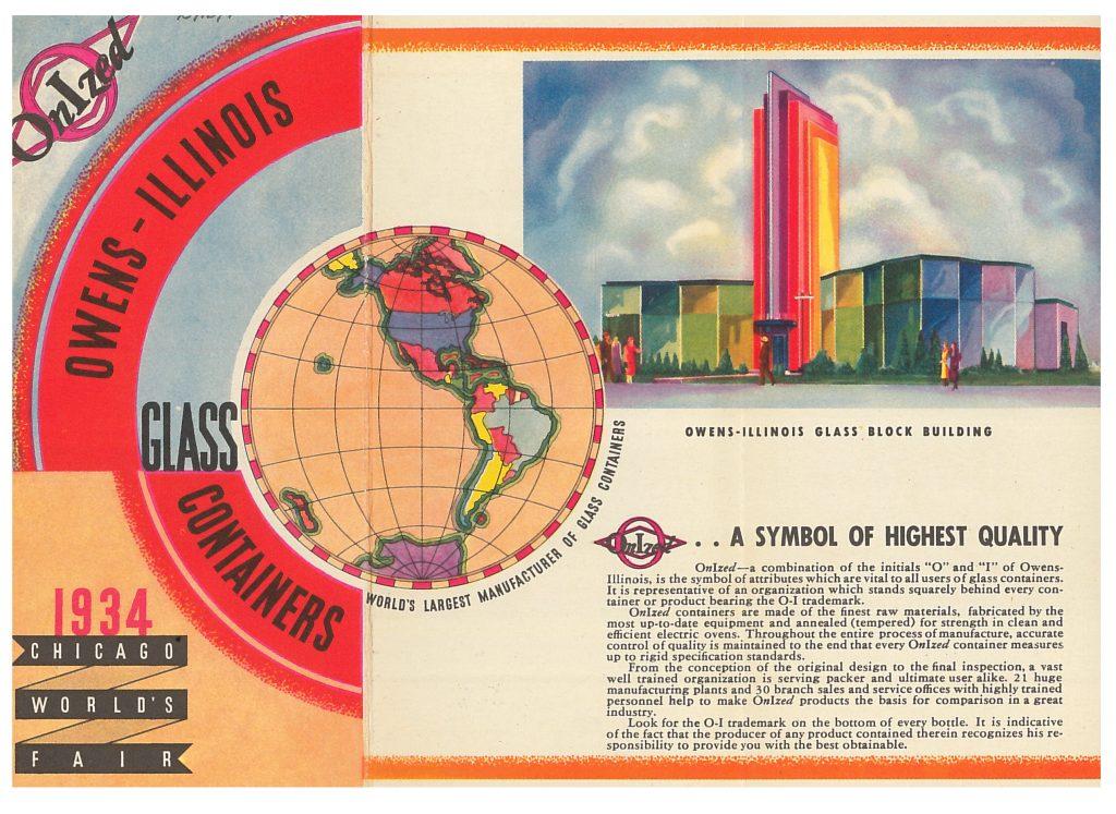 Owens Illinois globe