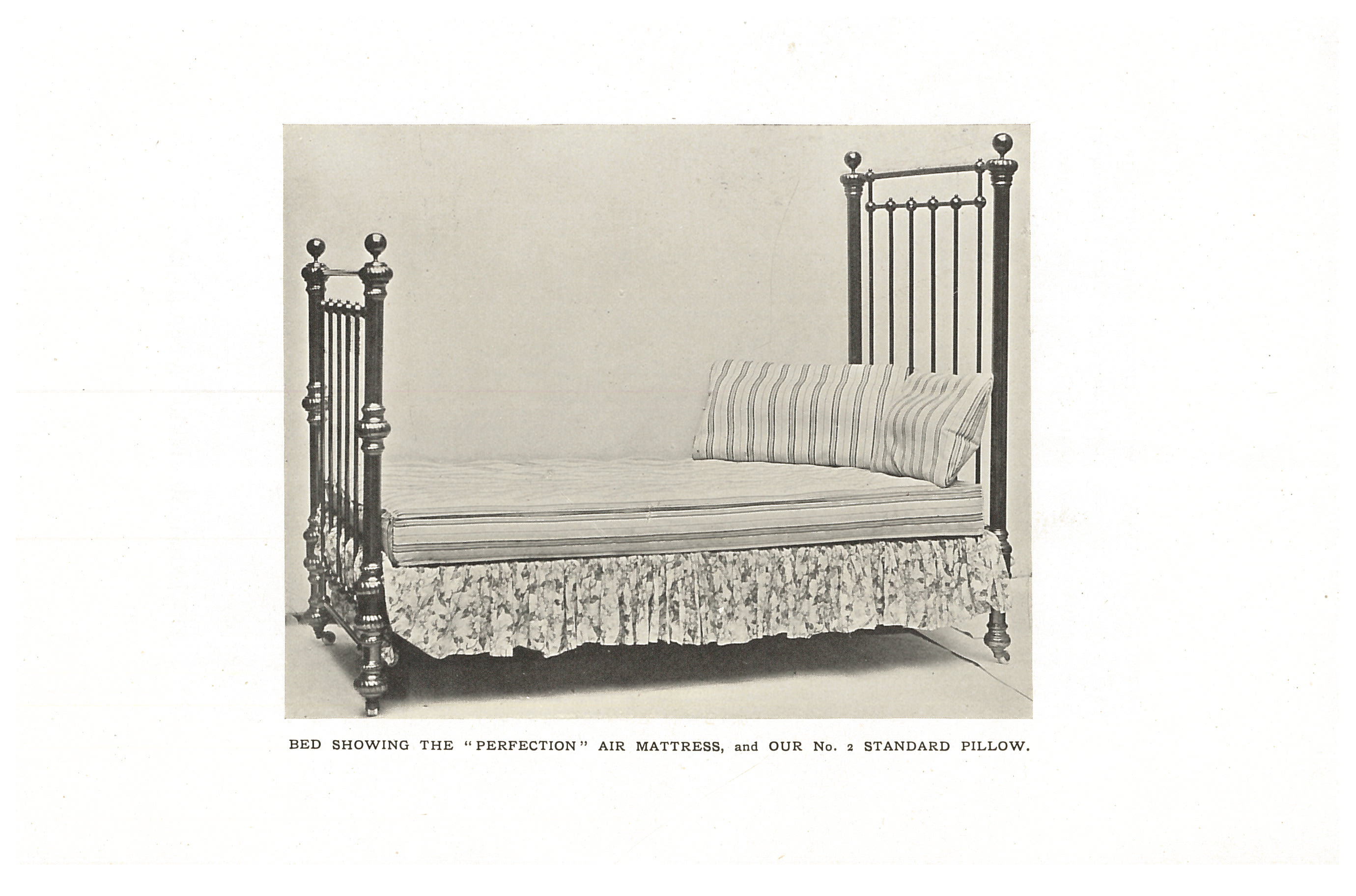 Sleeping On Air A 19th Century Air Mattress Smithsonian Libraries Unbound