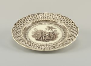 Penn's Treaty Earthenware, from Cooper Hewitt