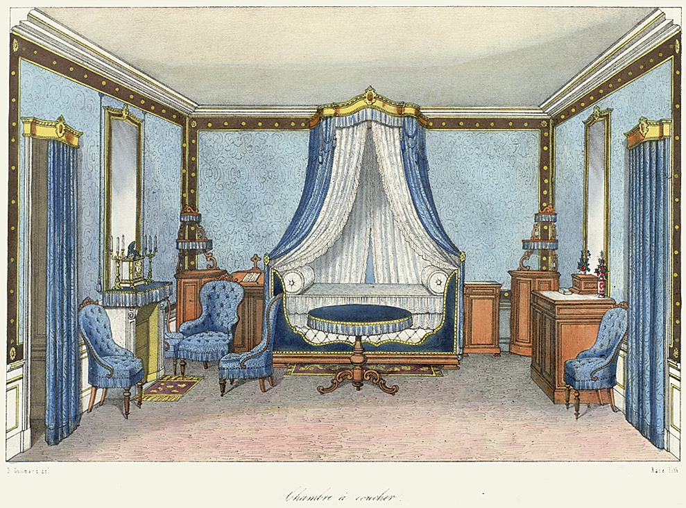 Le garde meuble and parisian interior design smithsonian for Le garde meuble