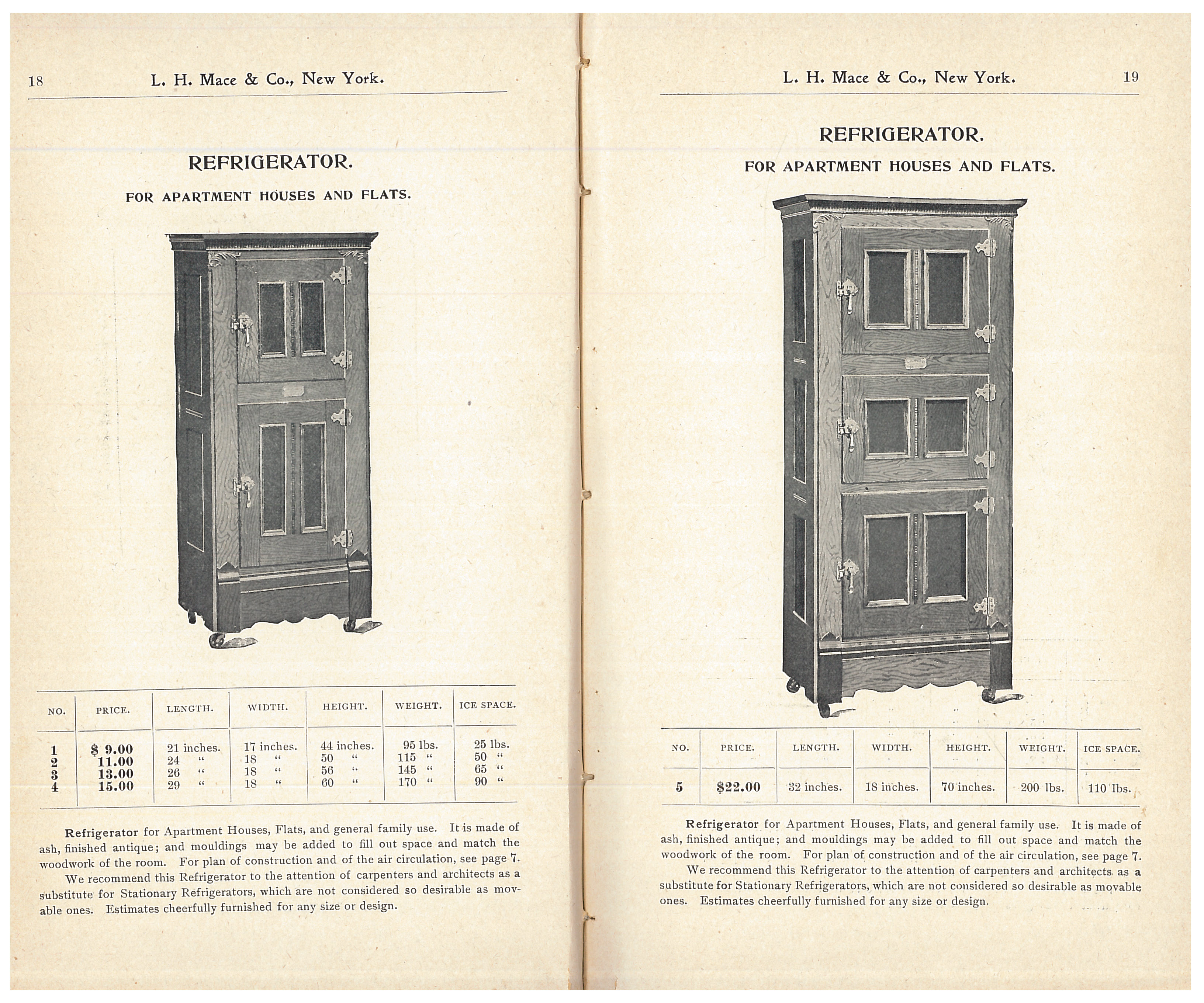Cooling Food with Early Refrigeration - Smithsonian Libraries ...