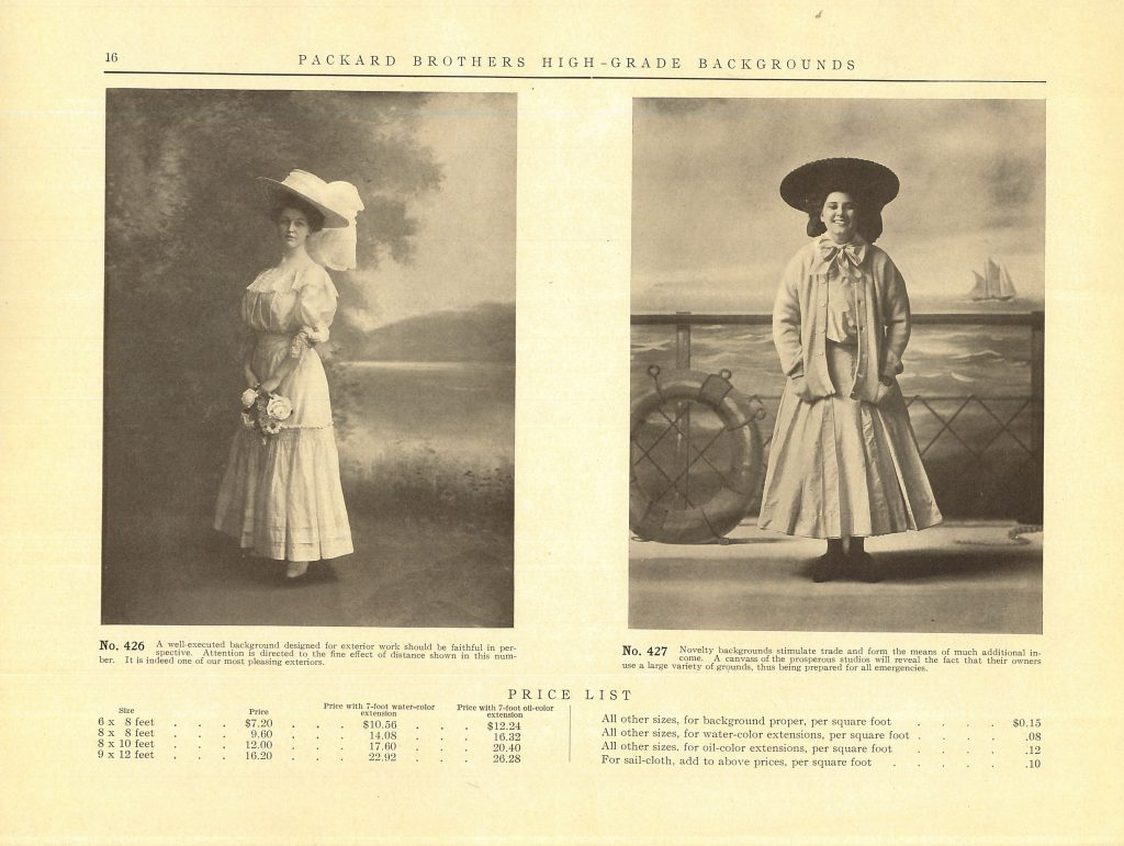 Page 16 of Robey-French catalog, 1908