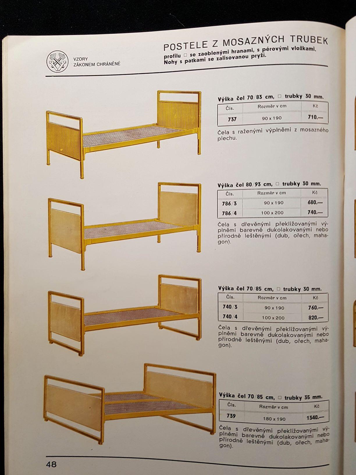 Kovový nábytek = Metal Furniture  –   Smithsonian Libraries Unbound